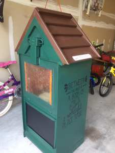 Amy's little library 1